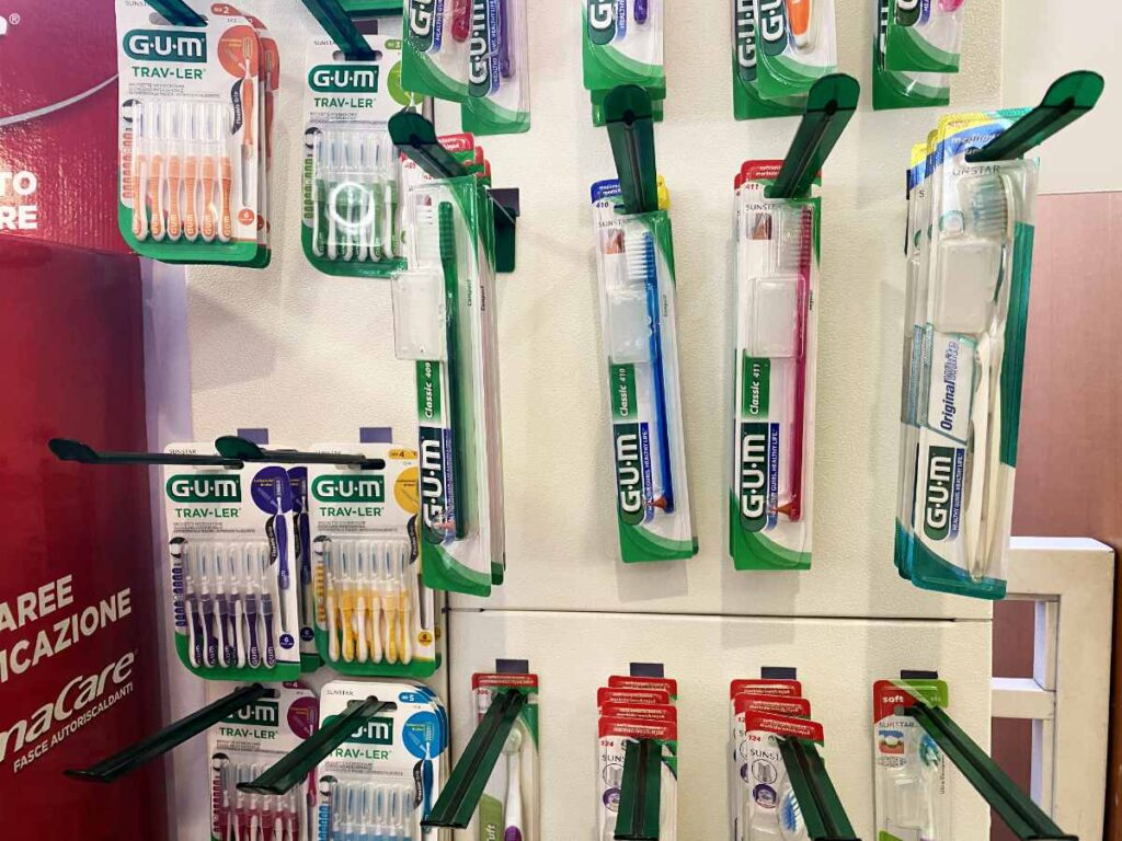 Farmacia Torino Scotti - igiene dentale