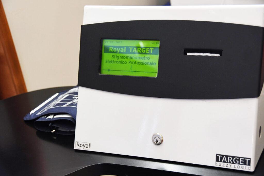 Farmacia Torino Scotti - misurazione pressione
