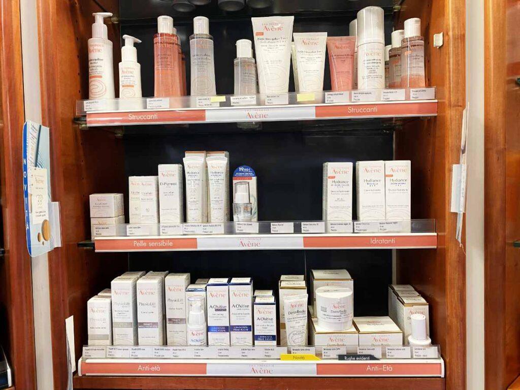 Farmacia Torino Scotti - prodoti Avène