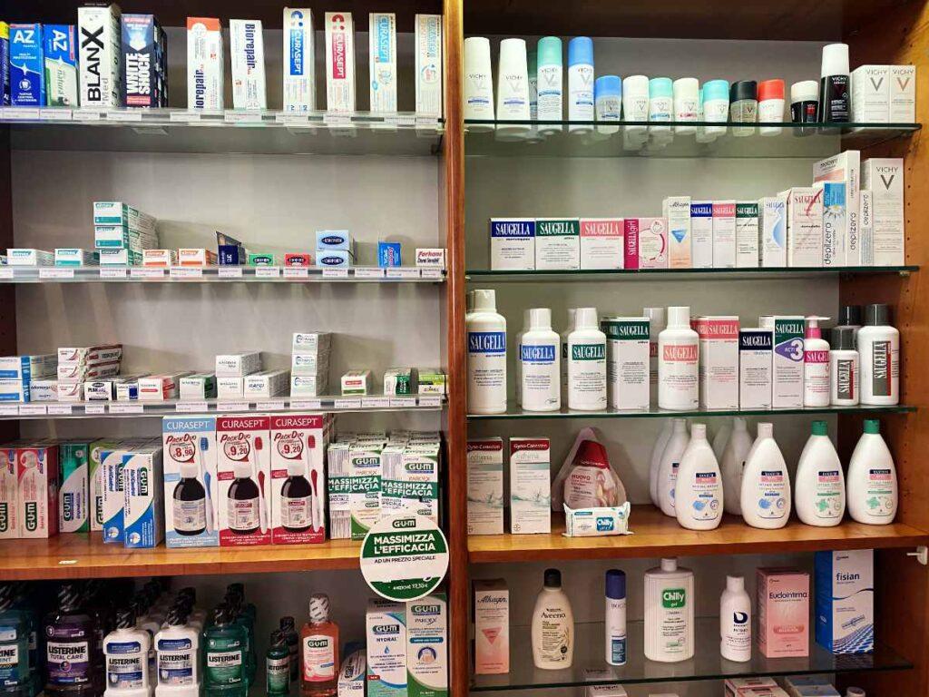 Farmacia Torino Scotti - prodoti Saugella