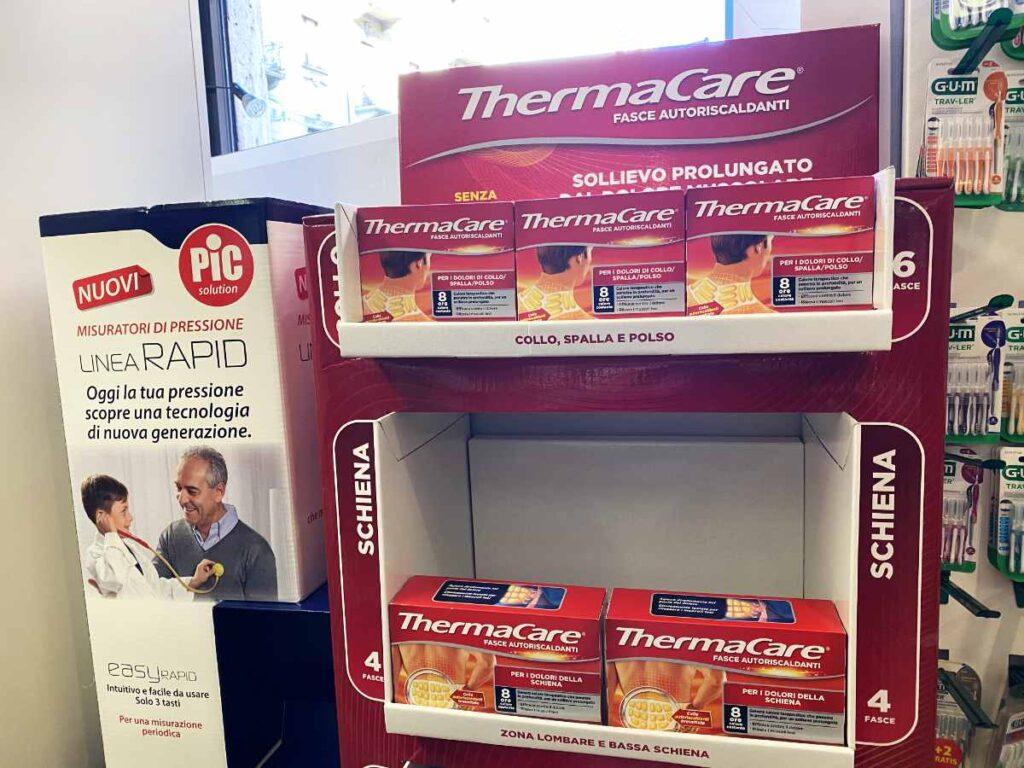 Farmacia Torino Scotti - prodoti ThermaCare